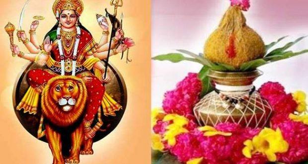 चैत्र नवरात्रि का पहला दिन, नोएडा के देवी मंदिरों में उमड़ा श्रद्धालुओं का हुजूम